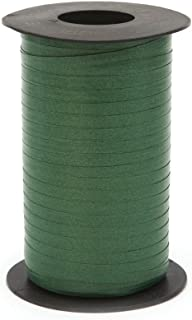 Berwick Splendorette Crimped Curling Ribbon, 3/16-Inch Wide by 500-Yard Spool, Spruce