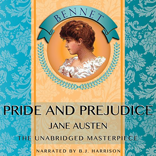 Pride and Prejudice [Classic Tales Edition] audiobook cover art