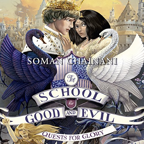 Quests for Glory     The School for Good and Evil, Book 4              De :                                                                                                                                 Soman Chainani                               Lu par :                                                                                                                                 Polly Lee                      Durée : 18 h et 27 min     1 notation     Global 5,0