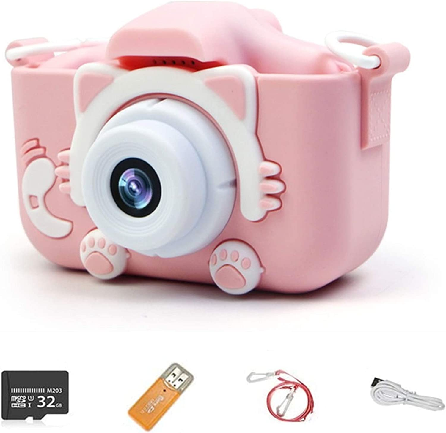 iMeshbean Digital Camera for Child 16.0MP Shoc 2.0 Inch Austin Mall HD Courier shipping free shipping 1080P