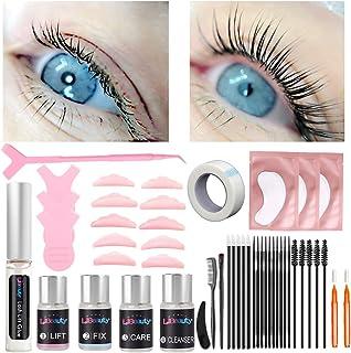 Libeauty Lash Lift Kit Professional, DIY Lash Lifting At Home, 5 Minutes Eyelash Lift With Serum Care, KERATIN Eyelash Per...