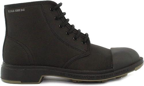 PEZZOL 1951 noir Anti-Cut Anti-Cut bottes SCUD041FZ11  avec 100% de qualité et 100% de service