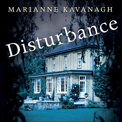 Disturbance audiobook cover art