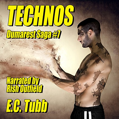 Technos Audiobook By E. C. Tubb cover art