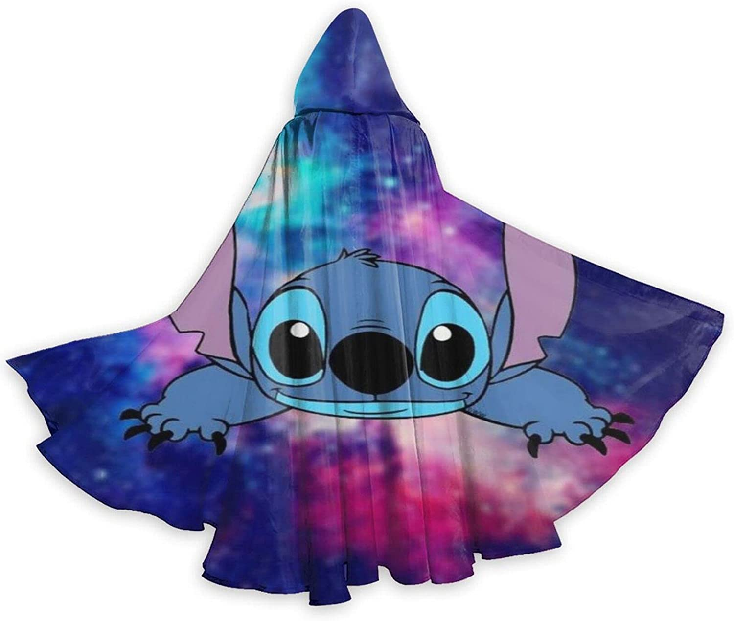 Unisex S-titch Hooded New Orleans Mall Halloween Wizard In stock Costum Cloak Robe Cosplay