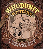 Whodunit Mysteries (Themed puzzles) 1788886100 Book Cover