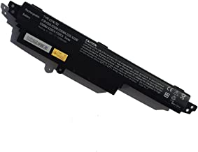 Etechpower 2200mAh Laptop Battery For Asus VivoBook X200CA-9D X200CA-9B X200CA-6D Vivobook Ultrabooks A3INI302 A31N1302 A31LMH2 A31LM9H