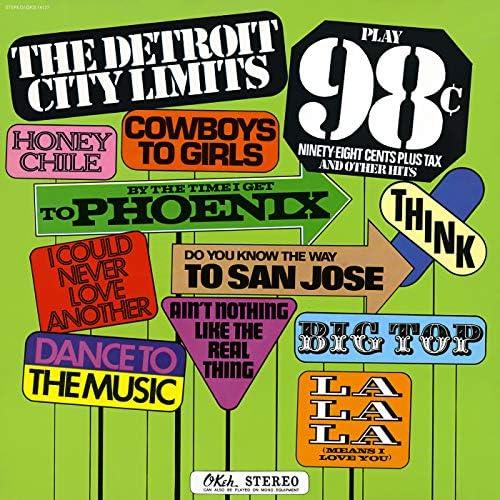 The Detroit City Limits