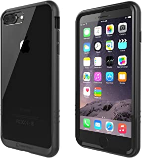 iPhone 7 Plus Case iPhone 8 Plus Case New Trent Skyrika 7P Full-Body Transparent Protection Case with Built-in Screen Protector for Apple iPhone 7 Plus and iPhone 8 Plus 5.5-inch