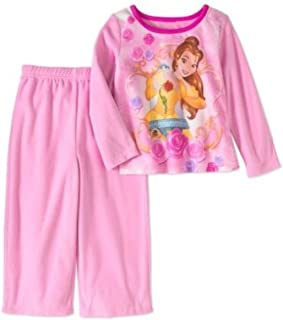 Disney Princess Girls Size 3t Pajama Set Nwt Sleepwear With A Long Standing Reputation Girls' Clothing (newborn-5t)