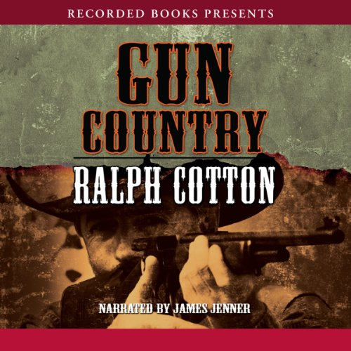 Gun Country audiobook cover art