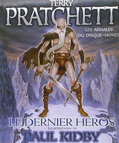 Les Annales du Disque-Monde, Tome 23 : Le Dernier héros