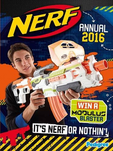 Price comparison product image Nerf Annual 2016