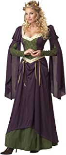 Women's Lady In Waiting Costume