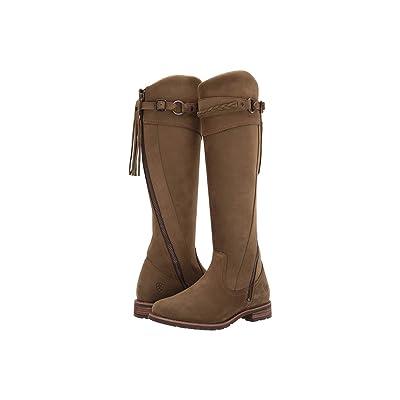 Ariat Alora (Olive) Cowboy Boots