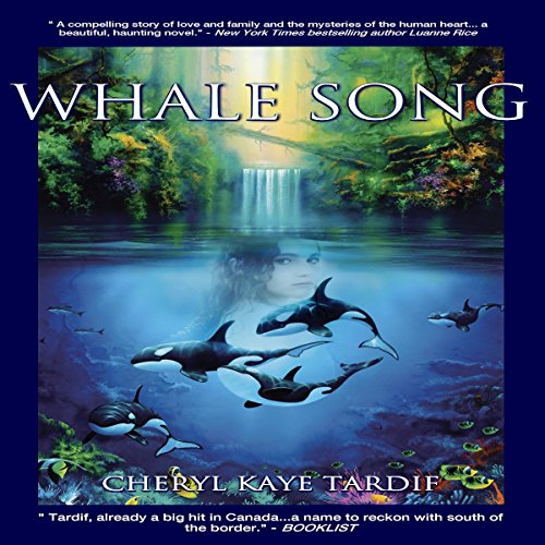 Whale Song audiobook cover art