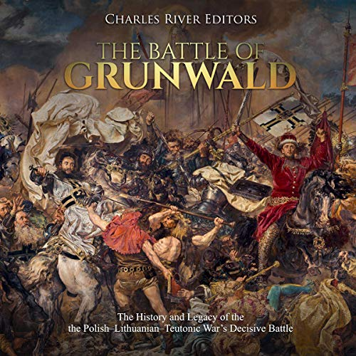 The Battle of Grunwald audiobook cover art