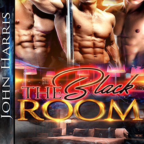 The Black Room audiobook cover art