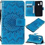 YYhin Phone Case Housse pour Coque Samsung Galaxy A20e / SM-A202F, Premium Portefeuille en Cuir...