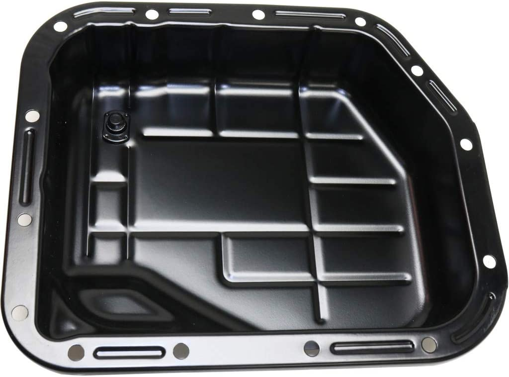 Popular Outlet ☆ Free Shipping standard For Dodge Dakota Transmission Pan 1990-2003 Black Ma Steel