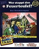 TKKG 7: Wer stoppt den Feuerteufel? - Stefan Wolf