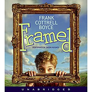 Framed                   By:                                                                                                                                 Frank Cottrell Boyce                               Narrated by:                                                                                                                                 Jason Hughes                      Length: 6 hrs and 58 mins     46 ratings     Overall 4.4