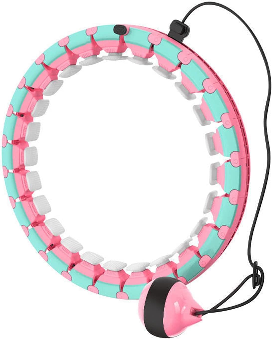 FitSky Hoola Hoop for Adults Direct stock discount Weight Loss Smart Hoo Weighted Very popular Hula