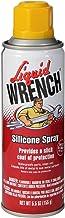 Liquid Wrench Silicon Spray 5.5 oz 155 gms لكويد رنش بخاخ سليكون مرطب للجلود و حماية من الرطوبة, M906