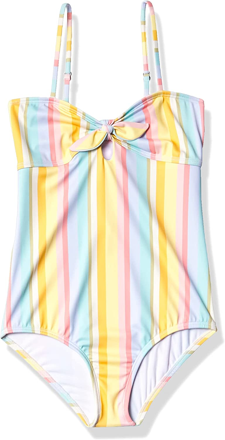 Max 45% OFF Billabong Girls' Stoked on Be super welcome Sun Swimsuit One Piece