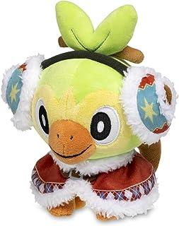Pokemon Grookey Pokémon Winter Carnival Poké Plush - 7 ½ in.