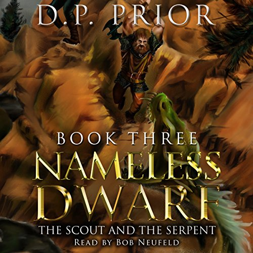 Couverture de The Scout and the Serpent