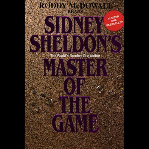 sydney sheldon s master of the game Review: master of the game[/b[ by sidney sheldon i haven't read one of sidney sheldon's books in a long time i thought this one started off slow and long winded.