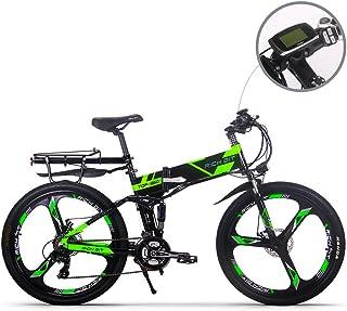 RICH BIT Eléctrico Bicicleta Actualizado RT860 36V 12.8Ah