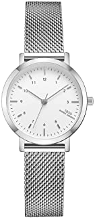 Women Stainless Steel Band Watches Ladies Quartz Wristwatches Waterproof Mesh Bracelet Watch Relogio Feminino