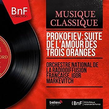 Prokofiev: Suite de L'amour des trois oranges (Mono Version)