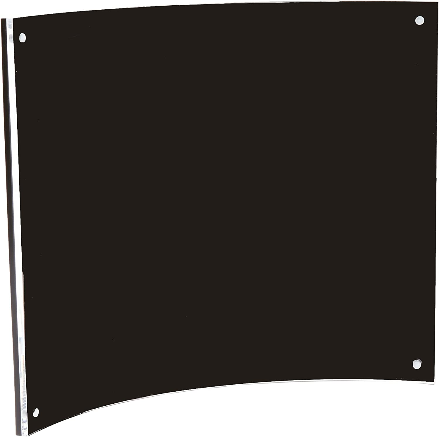 Superior Image Magnetic Certificate Holder, Plastic, 8-1 2 x 11, 11, 11, schwarz Clear B001E6C3AY | Sale Deutschland