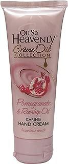 Oh So Heavenly Cream Oil Pomegranate Hand Cream, 75 ml