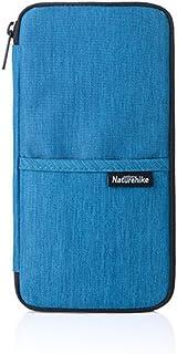 Naturehike Multi Function Outdoor Bag for Cash Passport Card Multi Using Travel Wallet (Blue)