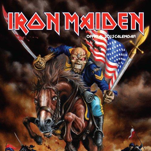 Iron Maiden 2013 - Original BrownTrout-Kalender
