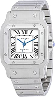 Cartier Santos Galbee Automatic Male Watch 2823 (Certified Pre-Owned)