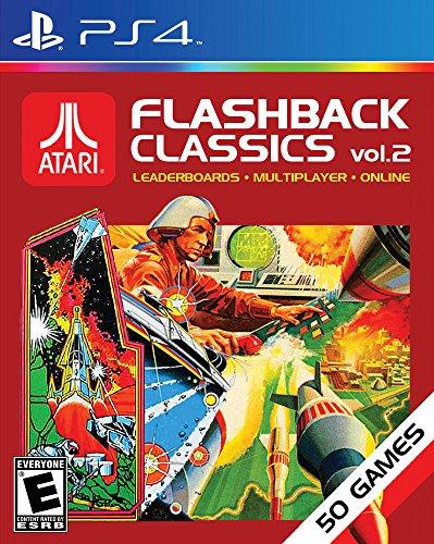 Atari Flashback Classics Vol. 2 - PlayStation 4 Vol. 2 Edition