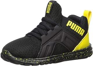 PUMA Unisex-Kids' Enzo Tech Sneaker
