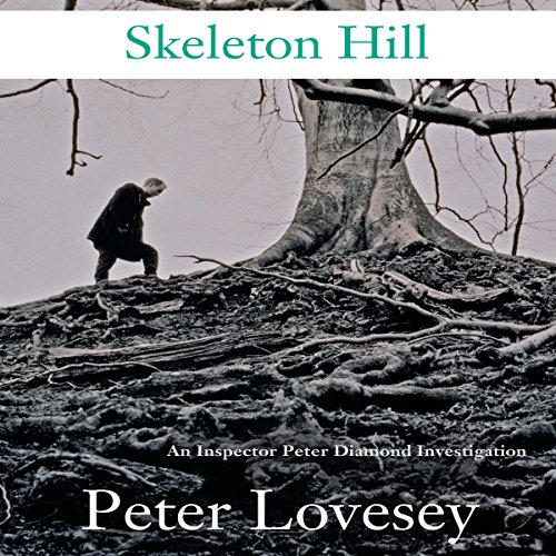 Skeleton Hill audiobook cover art