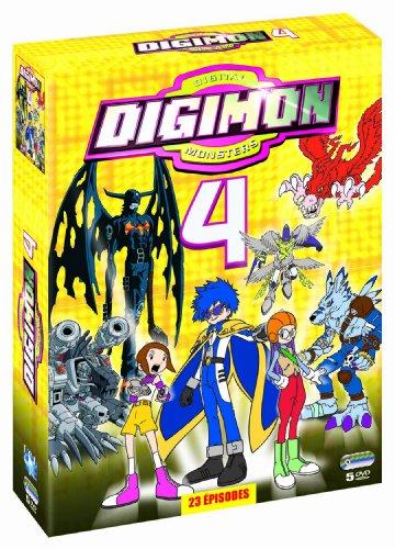 Digimon-Coffret 4