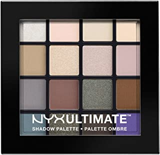 black and grey eyeshadow palette