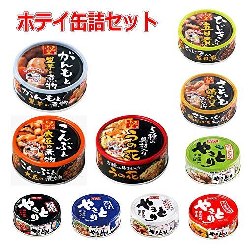 ホテイ ほていフーズ 缶詰 セット 焼き鳥缶詰め 惣菜缶詰め 12缶セット