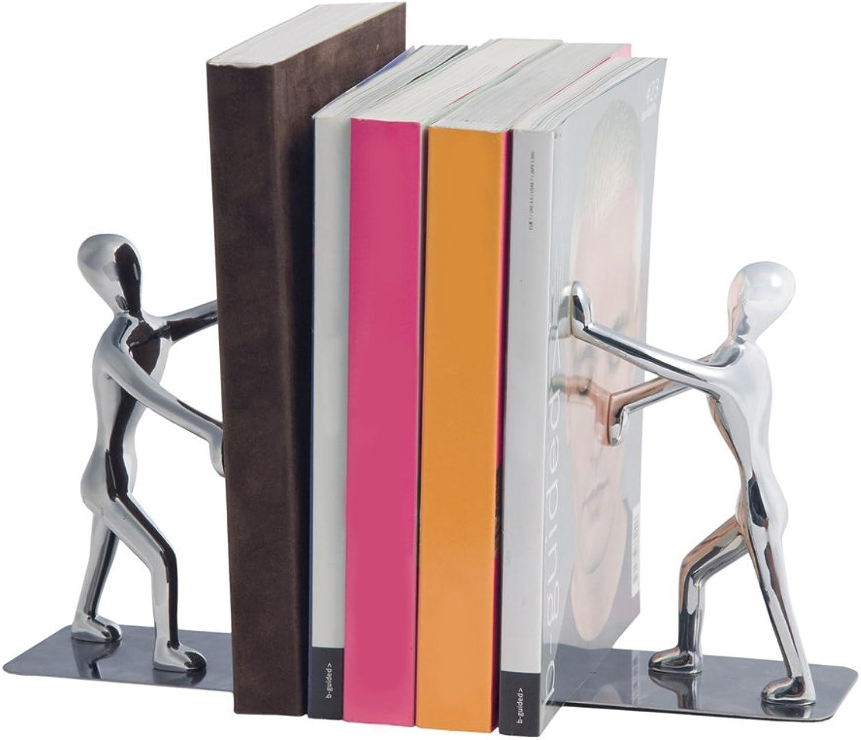 Balvi Shadow Book Ends (L18.5cm x H16cm x W7cm Pair)