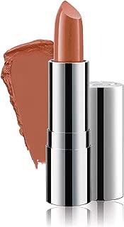 Super Moisturizing Lipstick by Luscious Cosmetics - Unique Smooth & Creamy Formula - Vegan | Cruelty Free | Lead Free | Color - Mocha - 0.12 Ounce