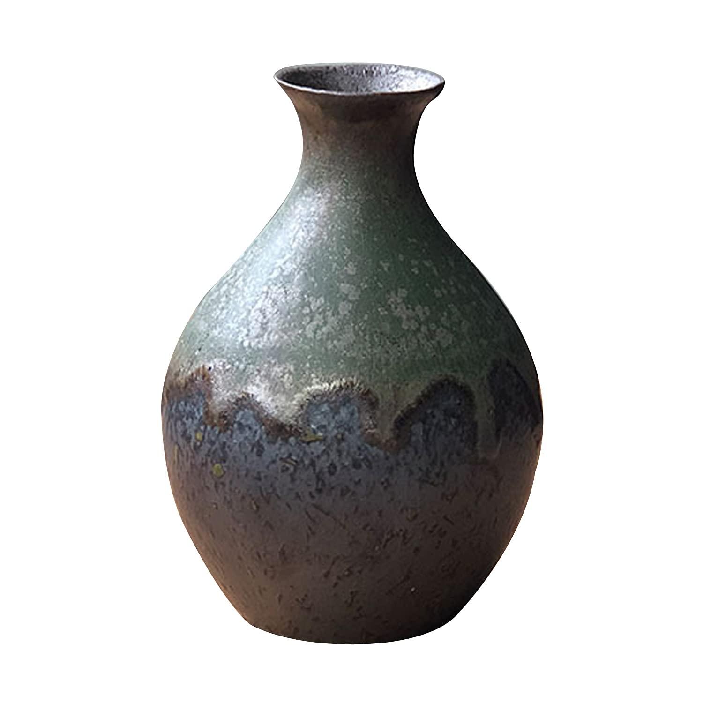 Rough original vase. Sense Outlet sale feature of history.hanmade vase.Handmade San Diego Mall vase