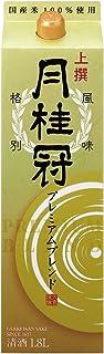 【大吟醸10% ブレンド】月桂冠 上撰さけパックプレミアムブレンド [ 日本酒 京都府 1800ml ]